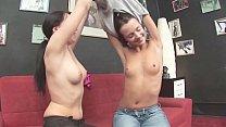Two German College Teens Filmed in Lesbian after Party Vorschaubild