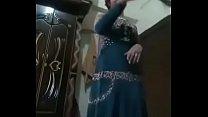 Muslim hot Girlfriend undress