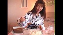 Kimono Girl gets Banged