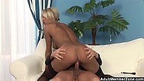 Cleaning Up The House And Her Masters Dick