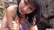Megumi Haruka superb outdoor POV blowjob scenes  - More at Slurpjp.com pornhub video