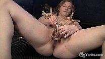 Nasty Yanks Babe Lili Sparks VS Pegs