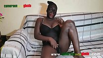 Image: interview with the black siren new porn star Cameroonian