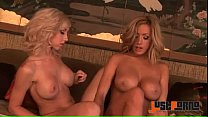 Lexxxi and Jessica Lesbo Lovers thumbnail