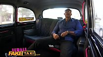 Female Fake Taxi Big black cock stretches Licky Lex sweet Czech pussy preview image