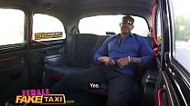 Female Fake Taxi Big black cock stretches Licky Lex sweet Czech pussy thumbnail
