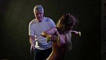 Painful training for blonde slut pornhub video