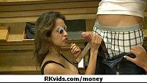 Money Talks - Sexy girl fucking 19 thumbnail