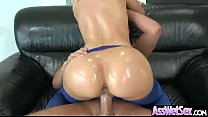 Anal Sex Tape With Curvy Big Ass Oiled Girl (anikka albrite) vid-23