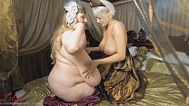 2 big tits medieval queens