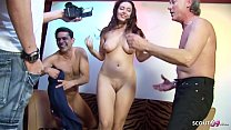 Download video bokep Saggy Tits Teen Melissa Black BTS No Condom Gan... 3gp terbaru