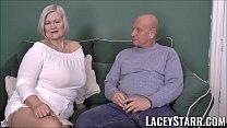LACEYSTARR - Busty GILF negotiates a good pussy deal pornhub video