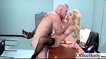 Girl With Bigtits (alix lynx) Get Nailed Hard In Office mov-03
