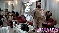 Pelea sexual en el Reality Show Porno de Madlifes.com mientras Aris Dark d.