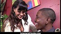 The Best of Amateur Interracial Sex 18