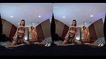 WankzVR - Adria Rae & Gina Valentina