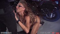 First Class POV - Juelz Ventura take a big dick in her mouth, big boobs Image