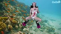 Camsoda - Charly Summer Masturbation Underwater Journey