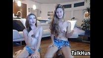 Two Beautiful Young Cam Girls