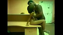 Bengali girl with water chain naked in office