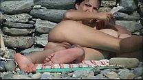 Fucking on the beach video