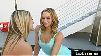 Sex Tape With H orny Teen Sexy Lesbo Girls (mi Lesbo Girls (mia Malkova & Kenna James) Movie 20