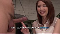 Amazing asian blowjob with sensual Rikka Anna