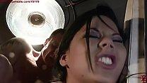 Super hot girl Madison Parker, drilled till she has her huge bound anal orgasms. BDSM bondage sex movie.