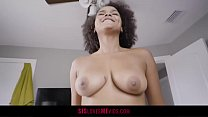 Horny Step Sister Meets Her New Bro And Starts Fucking Him