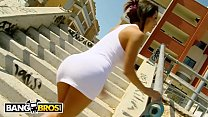 Bangbros - Latina Milf Franceska Jaimes Gets Pounded On Ass Parade!