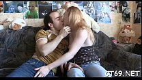 Lady craves to make out