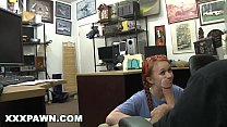 XXX PAWN - Redhead Teen Dolly Little Tries To Pawn Her Kayak, Ends Up Selling Ass Instead preview image