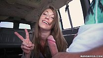 Kirsten Lee Goes Wild on a Spring Break Bang Bus Ride (bb15031) Vorschaubild