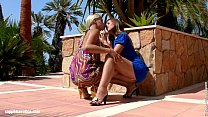 Rikki and Cate in a nice lesbian scene by Sapphic Erotica