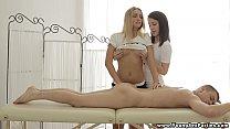 Young Sex Parties - Sensual gangbang massage Izi Ashley Jessi Gold teen-porn