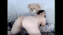 Hot Milf Bends Over Showing Fat Ass For Fan
