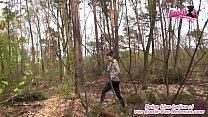 Deutsche 18 jährige Amateur Latina fickt public outdoor und bekommt cumshot Vorschaubild
