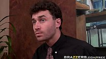 Image: Brazzers - Milfs Like it Big - Dinner and a Floozy scene starring Sienna West and James Deen