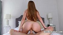 Your busty and curvy step sister Lena Paul preview image