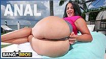 BANGBROS - Curvy Latina Babe Miss Raquel Enjoying Anal Sex On A Sunny Day In Miami