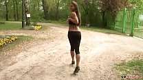 Amirah Adara Cardio Training HD; anal, teen, hardcore, ride, doggy, hd, pornstar, public, brunette,