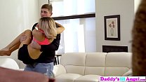 Daddys Lil Angel - He Fucks My Tight Ass And I ...