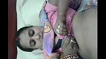 lalitha shows her pussy and boobs with pink saree thumbnail