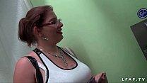 Casting amateur d une grosse coquine francaise aux gros seins video