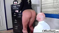 Hard Sex Action In Office With Big Round Tits Hot Girl (julie cash) vid-15