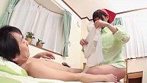 ดูคลิปโป๊ญี่ปุ่น ใส่ชุดคอสเพลย์แม่บ้านมายั่วผัวโดนเย็ดสมใจ