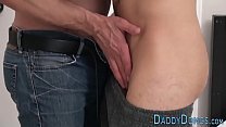 Muscly stepson gets ass plowed thumbnail