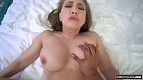 Stepmom fucked by her big cock stepson