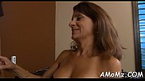 Sexy mom gets pleasure of schlong pornhub video