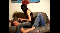 French Slave humiliation about cuckold